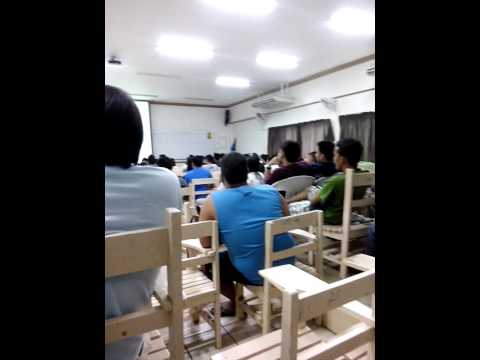 Earthquake aftershock at besavilla review center YouTube