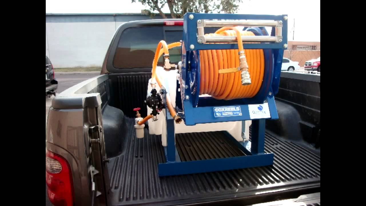 50 Gallon Shurflo 12 Volt Pest Weed Spray Rig | QSpray