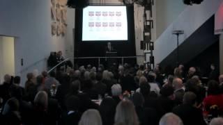 Jordan D. Schnitzer Speaks at Bellevue Arts Museum Community Leaders Breakfast