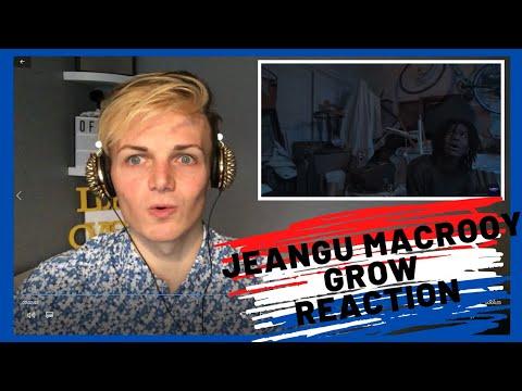 Lukeovision // Jeangu Macrooy - Grow // Netherlands REACTION