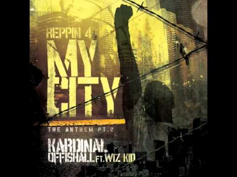 Kardinal Offishall Ft. Wiz Kid - Reppin 4 My City (Prod. By Burd & Keyz)