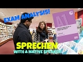 Goethe Zertifikat A1: Sprechen || Exam Analysis and TIPS (3/4) with a native speaker