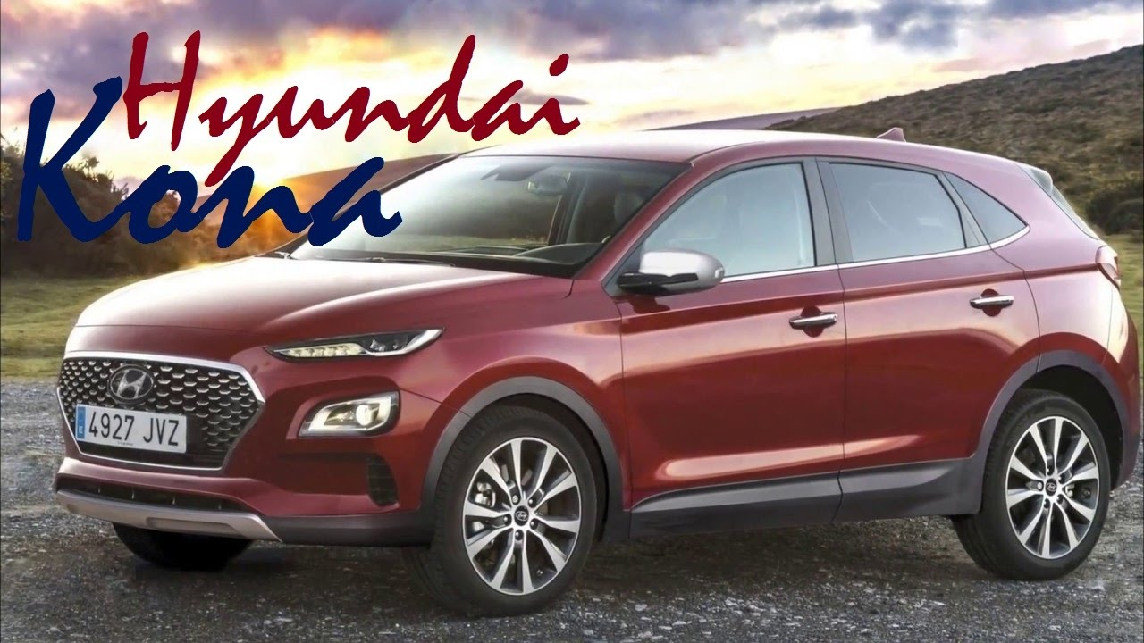 hyundai kona compact suv upcoming car in india 2017. Black Bedroom Furniture Sets. Home Design Ideas