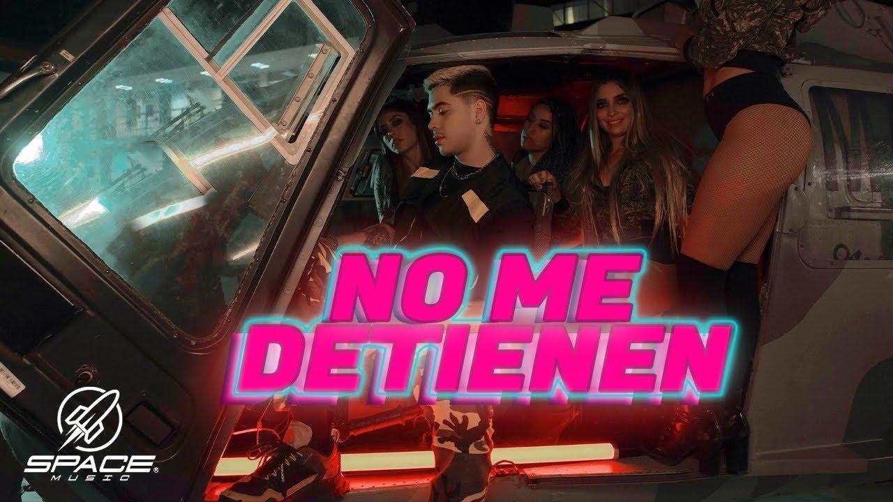 JD Pantoja & Poeta Callejero - NO ME DETIENE (Video Oficial)