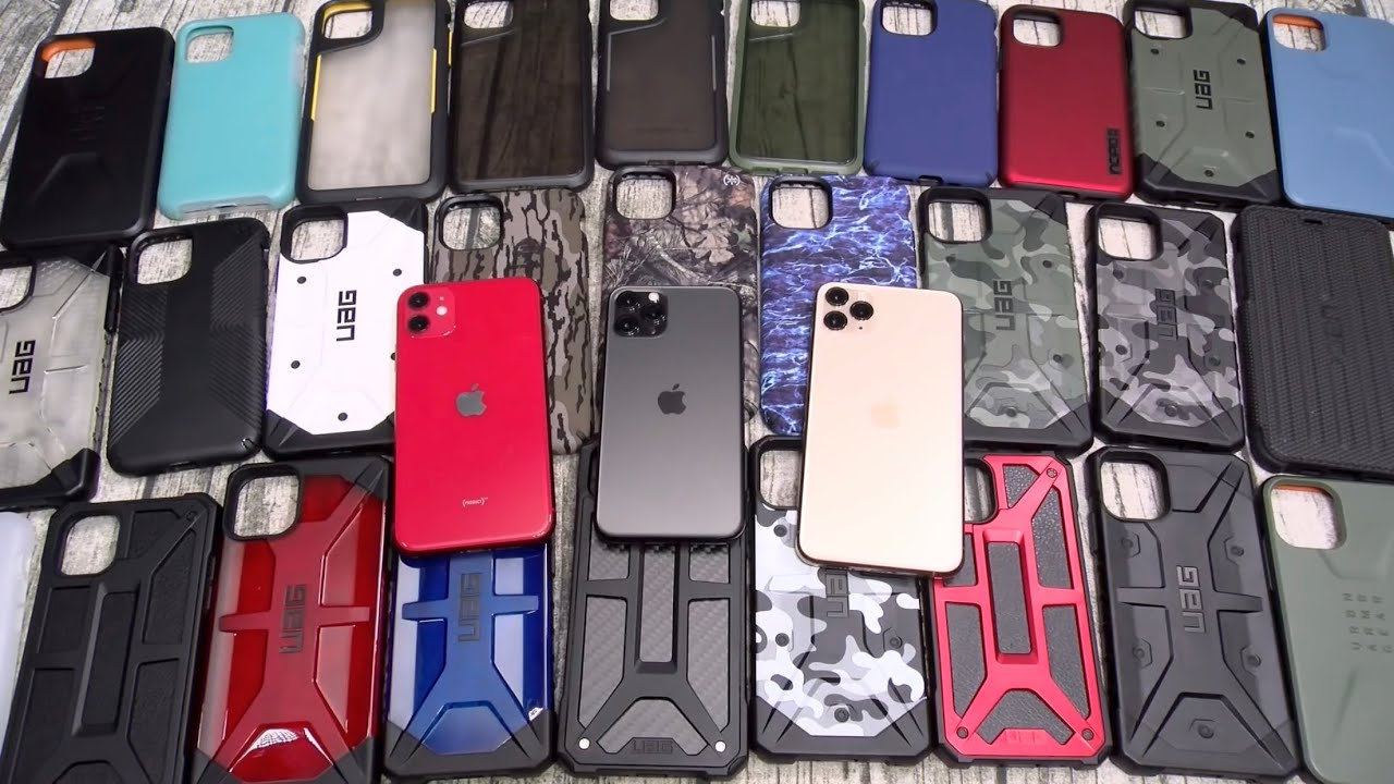 iPhone 11 / 11 Pro / 11 Pro Max Cases - UAG, Speck, Incipio and More