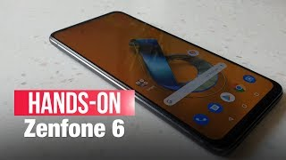 Asus Zenfone 6 Innovates With Motorised Flip Camera | Hands-On First Look | ETPanache