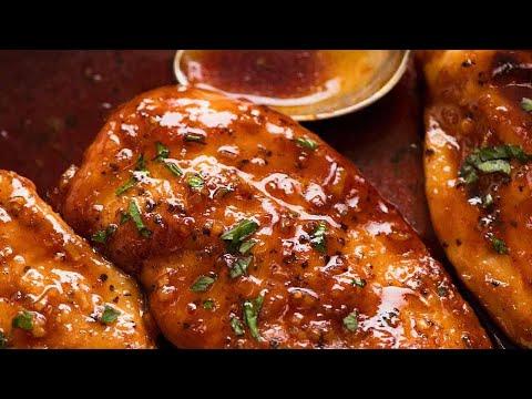 12-minute-honey-garlic-chicken-breast
