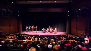 Redmond High School - Chamber Orchestra - (Brandenburg Concerto No. 3)
