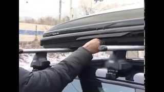 видео Как выбрать багажник для автомобиля, какие бывают автобагажники