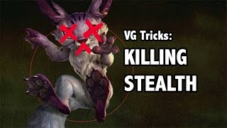 VG Tricks: Killing Stealth *PATCHED* | Vainglory Tutorial