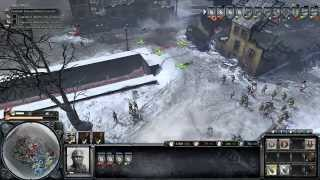 Company of Heroes 2 - Mission 12 - Poznan Citadel