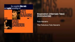 Boperation (Alternate Take) (Instrumental)