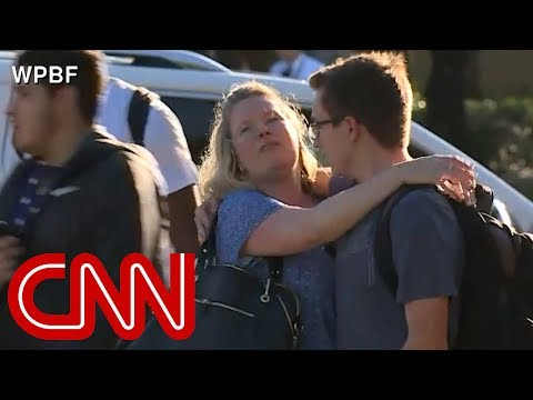 At least 17 dead in Florida school shooting