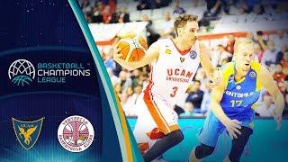 UCAM Murcia CB v Ventspils - Highlights - Basketball Champions League 2018-19