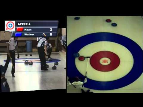 CookstownCash Curling: Mark Kean vs Jake Walker