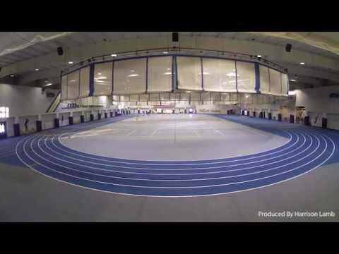 Time Lapse - Doden Field House Floor Project