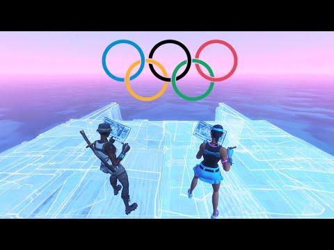 The Fortnite EDIT Olympics #2...