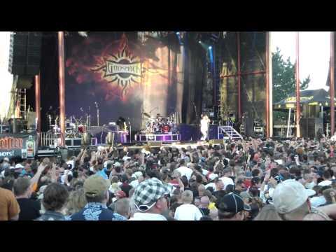 Godsmack, Mayhem 2011 Nampa [full set]