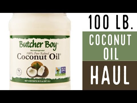 Cheapest Coconut Oil - 100 lb. Haul!!! / Where to Buys Soap Supplies