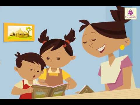 About Me, My Friends And My Family  Environmental Studies For Kids  Vid #2