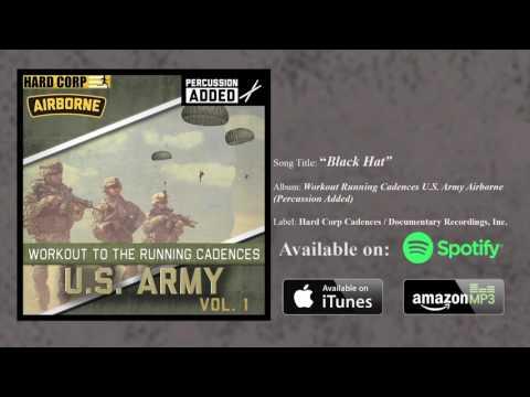 BLACK HAT - Army Airborne