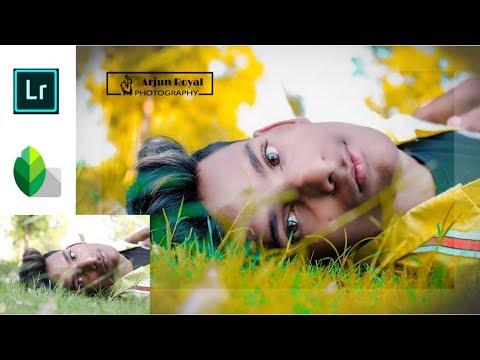 Arjun_Royal__photography Real_Editing Snapseed And Adobe Lightroom Cb Photo Editing Tutorial thumbnail