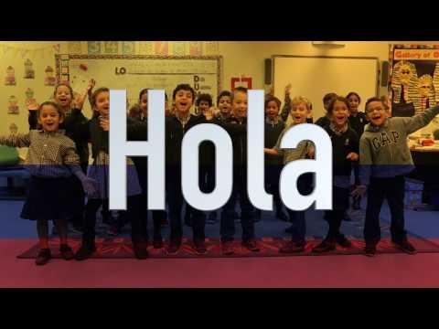 Hello - International Week
