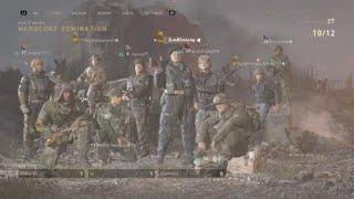 CoD: WWII Aachen HC Dom 34-24, Last Minute Comeback, Bronze Star MG 81 Fury Kill