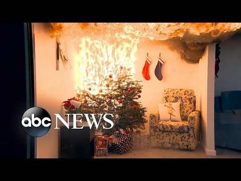 Download Youtube: Potential hazards of Christmas light decorations