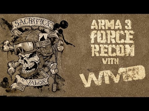 WmD ALiVE Force Recon Panthera ArmA 3
