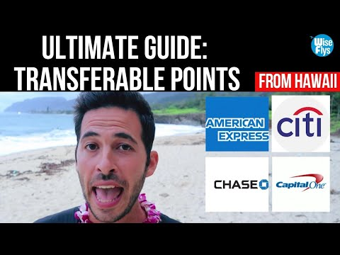 Transferable Points: How + When To Use Transfer Partners