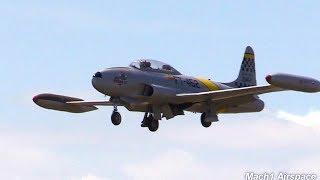T-33 Thunderbird/F-80 Shooting Star - America