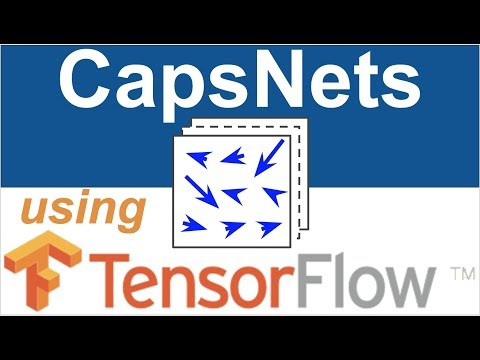 How to implement CapsNets using TensorFlow