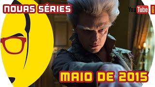 Séries de Maio - 2015 - NERD RABUGENTO