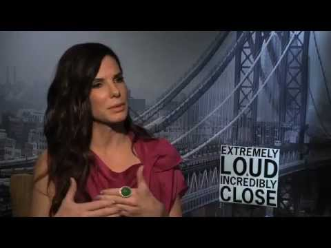 EXTREMELY LOUD & INCREDIBLY CLOSE - Sandra Bullock Interview