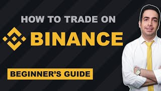 Binance Trading Tutorial... Complete Beginner's Guide On How To Trade On Binance