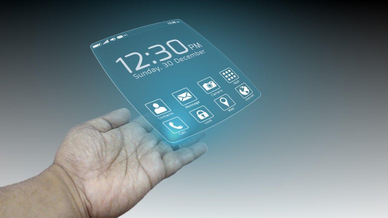 Smartphones in 2030 | Wearable Tech Phone
