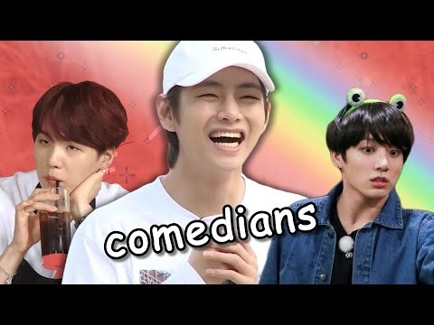 BTS moments to watch instead of studying