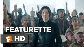 The Hunger Games: Mockingjay - Part 2 Featurette - The Phenomenon (2015) HD