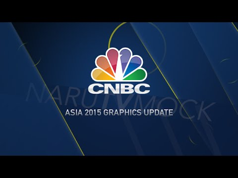 CNBC Asia [New Graphics] - Squawk Box, Street Signs & Capital Connection Open, ID's