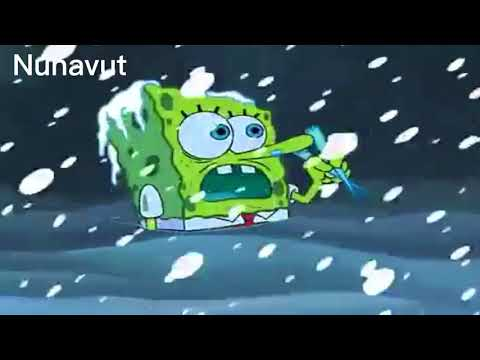 Canadian Provinces Portrayed by Spongebob