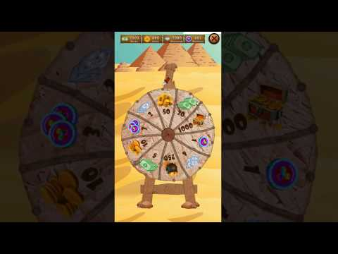 Goldmine Coin Quest, Ancient wheel of luck and Lucky Casino - 동영상