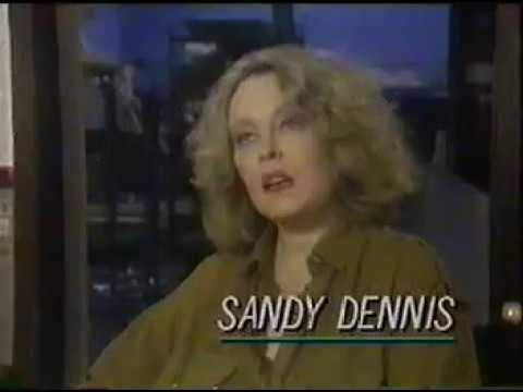 Rare Sandy Dennis/Robert Englund 976-Evil interview