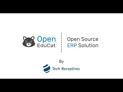 OpenEduCat - Open Source ERP For Educational Institutes