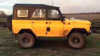 Тест драйв УАЗ 469 Турбо-бобик