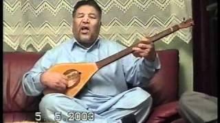 Ustad Shah Ewaz (2)  Hazaragi Song.avi
