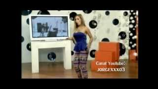 ALEXANDRA GONZALEZ LEGGINS BAILANDO SEXY (2)