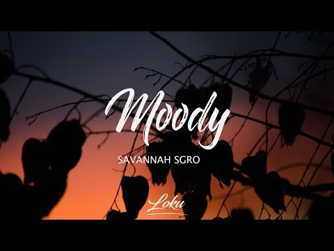 Savannah Sgro - Moody (Lyrics)