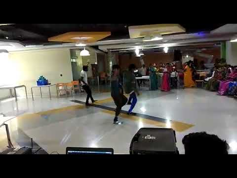 CGI Dance groups