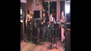 Kelli Clevenger sings